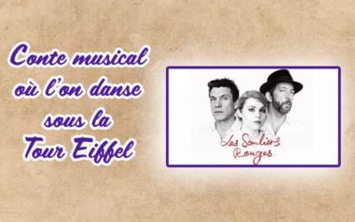 Conte musical où l'on danse sous la tour eiffel
