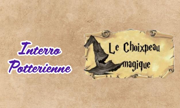 Harry Potter – Réponses aux questions du #ChoixpeauMagique Chapitre 2