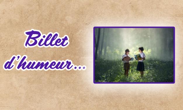 De la simplification de la langue dans les romans pour enfants… Jusqu'où ira-t-on ?