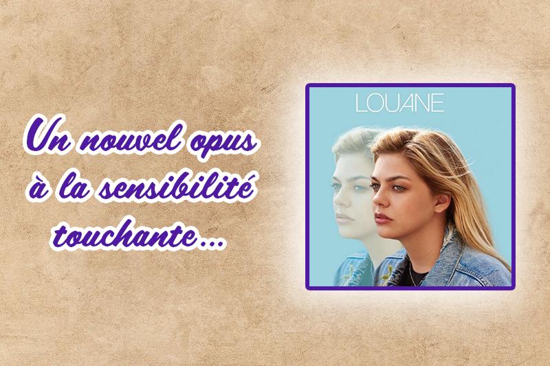 Le disque de la maturité pour Louane