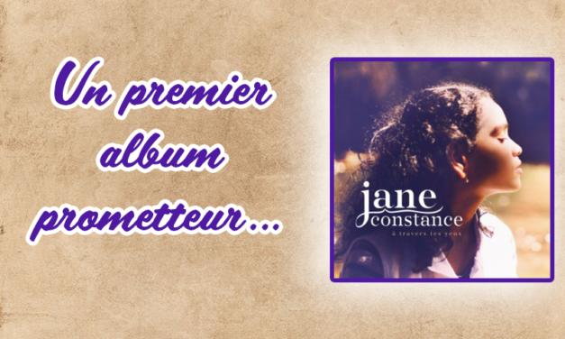 Jane constance : un premier album tout en émotions pour celle qui a remporté la deuxième saison de The Voice Kids en France