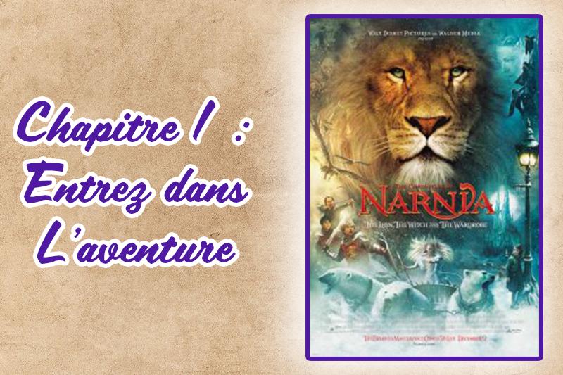 Mercredi Ciné – Le Monde de Narnia Chapitre 1 : Le Lion, La Sorcière blanche et l'armoire magique