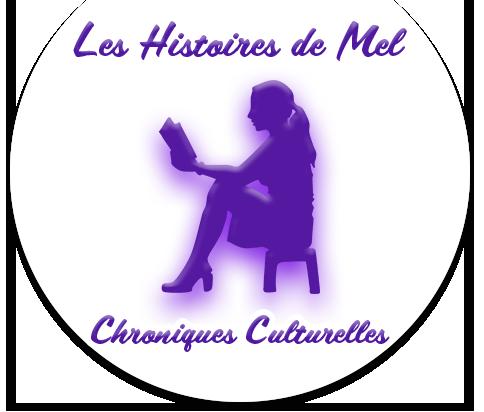 logo les histoires de mél, chroniques culturelles